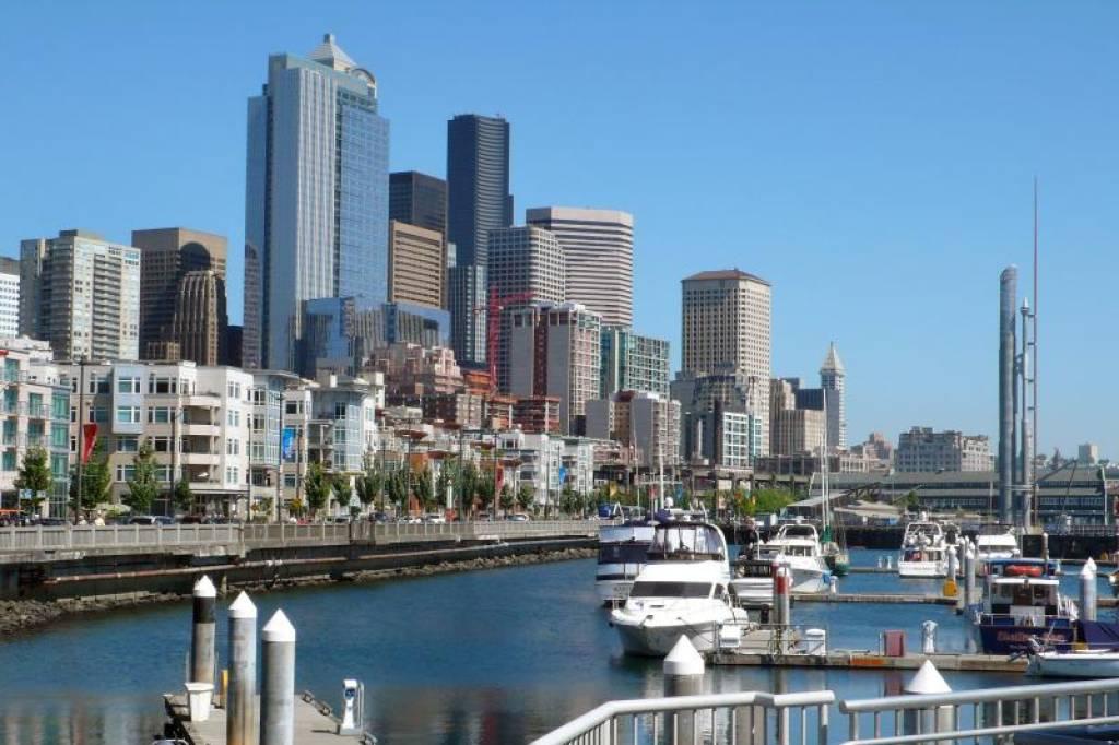 Metropole Seattle erhöht Hotelangebot um 20 Prozent | nrz.de | Reise