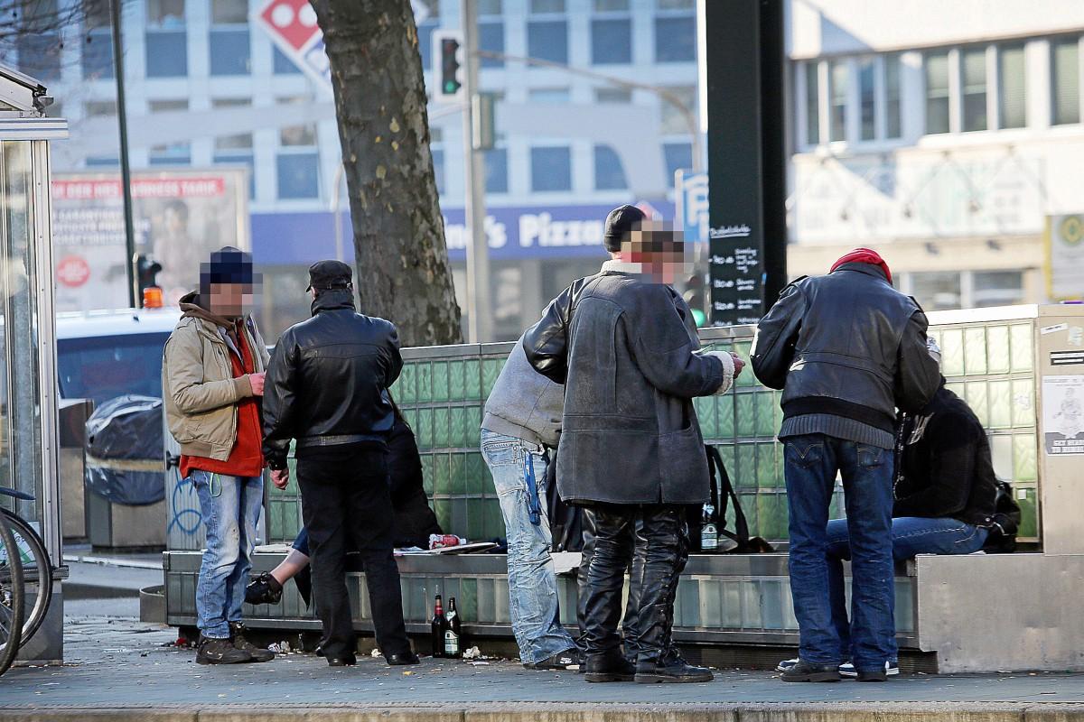 Anwohner Fordern Konzept Fur Brennpunkt Worringer Platz Nrz De