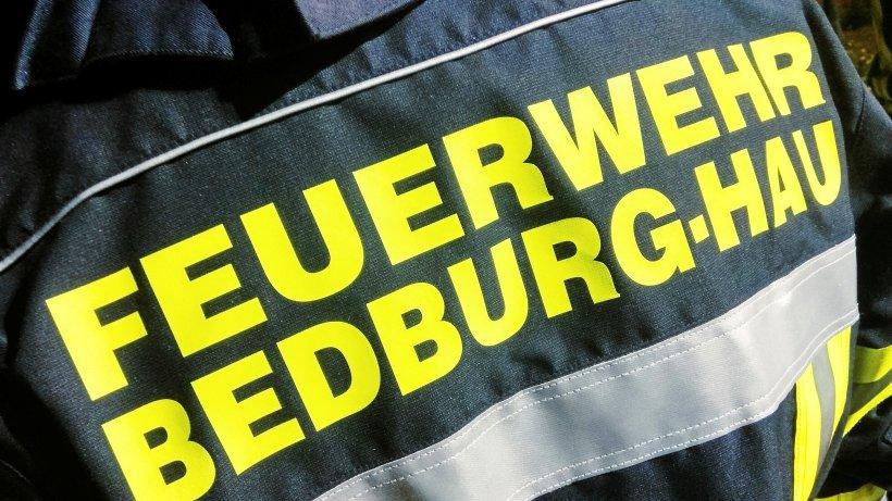 In Bedburg-Hau brannte eine Phosphorgranate - NRZ