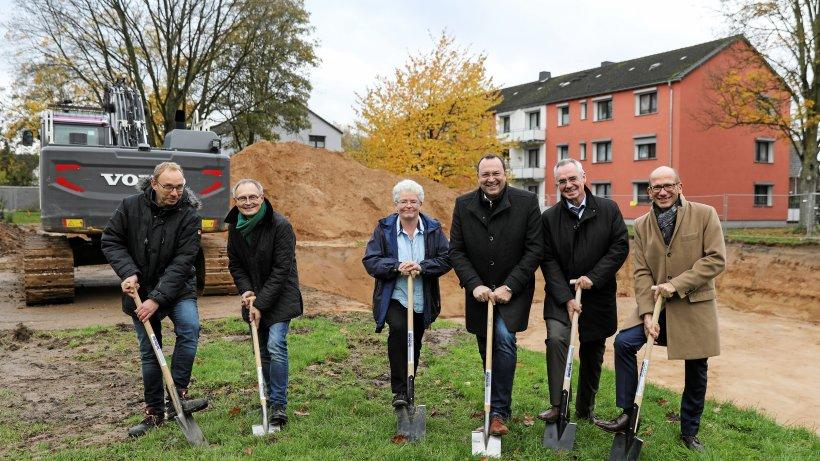 Baustart für 36 preiswerte Mietwohnungen in Kamp-Lintfort - NRZ