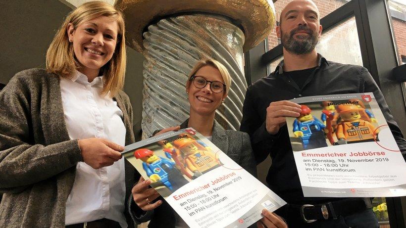 24 Firmen beteiligen sich an der Jobbörse in Emmerich - NRZ
