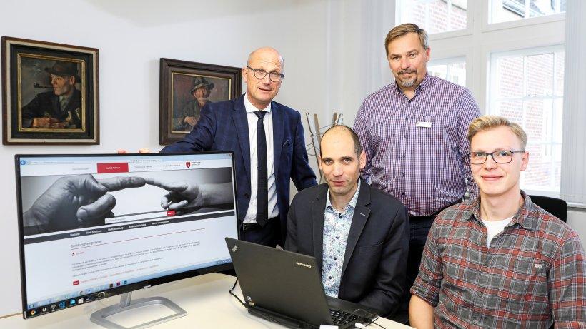 Stadt Emmerich macht ihre Beratungsübersicht google-tauglich - NRZ