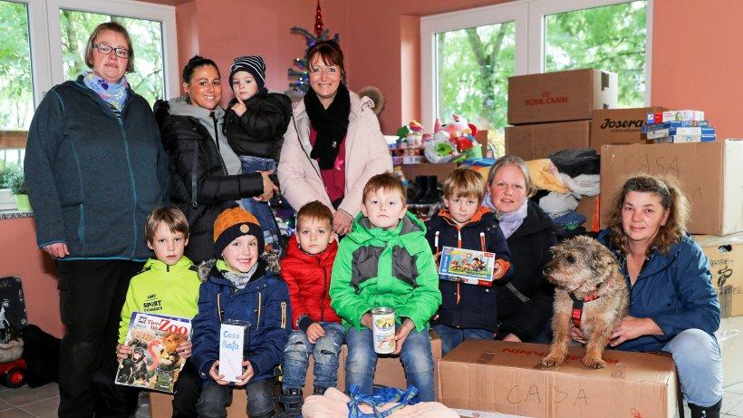 Emmericher Kinder spenden für Rumänien - NRZ