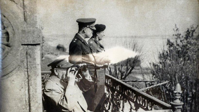 Ein Foto aus Wesel-Büderich ging 1945 um die Welt - NRZ
