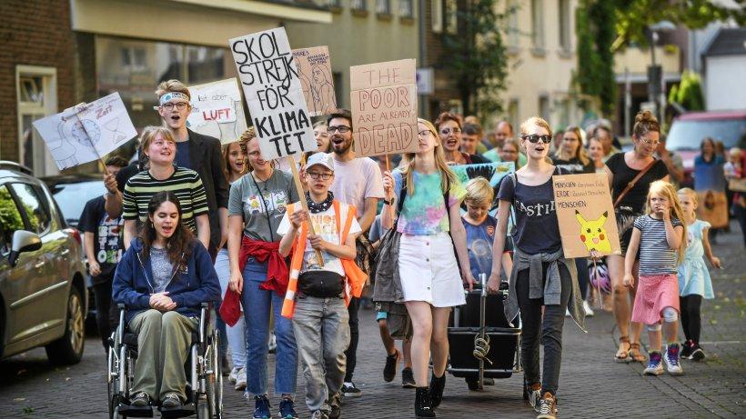 Fridays for Future will wieder in Rees demonstrieren - NRZ