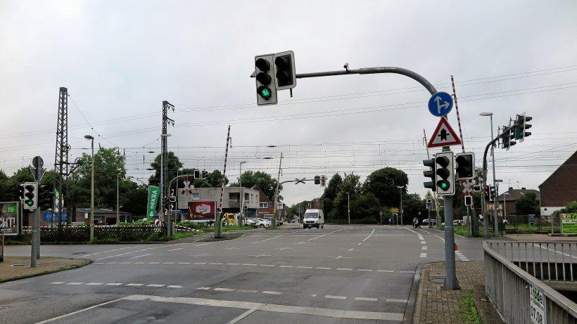 Der Bahnübergang Löwentor in Emmerich wird gesperrt - NRZ