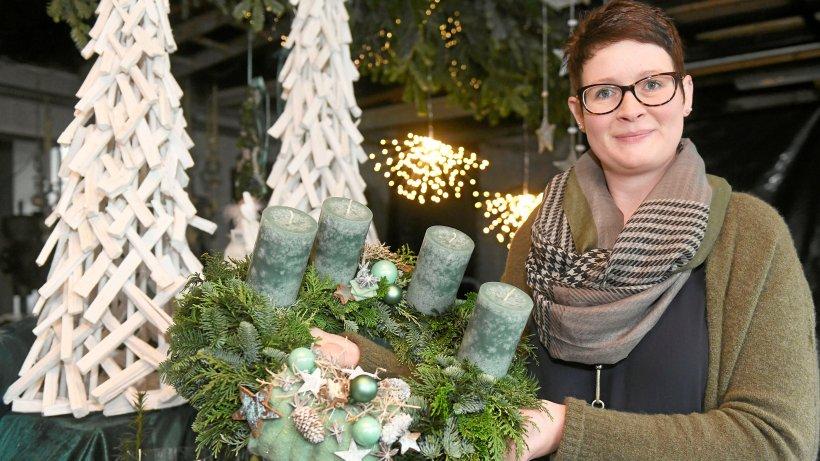Mit Lichterglanz wird in Rees auf den Advent eingestimmt - NRZ
