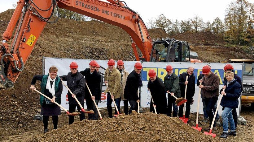 Ein 20-Millionen-Meilenstein für die Gemeinde Wenden - NRZ