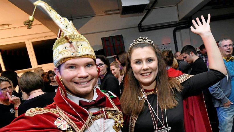 Das Prinzenpaar Susanne und Moritz regiert jetzt in Haldern - NRZ