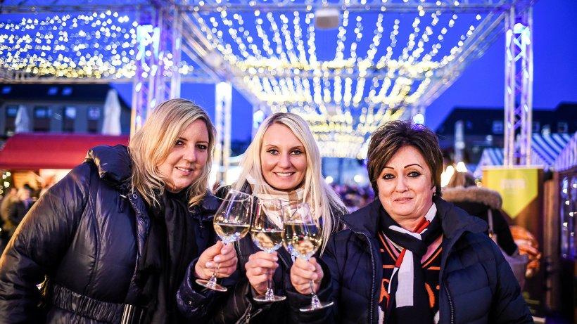 Lob und Kritik: Das sagen Dinslakener zum Weihnachtsmarkt - NRZ