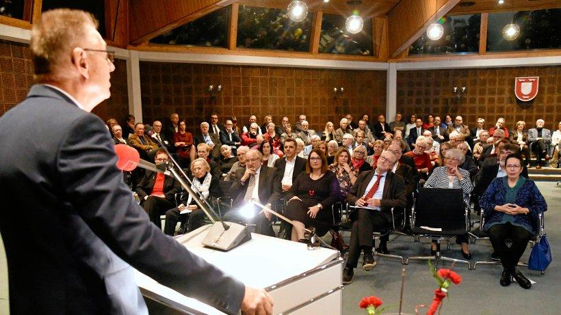 """100 Jahre SPD Wesel – Erfolgsgeschichte der """"Wesel-Partei"""" - NRZ"""