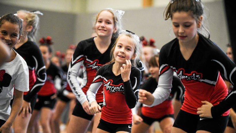 Die Angels Cheerleader aus Kamp-Lintfort wollen den Pott - NRZ