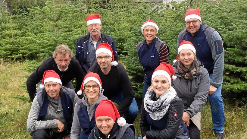 Weihnachtstrubel auf der Medebacher Kolping-Bühne - NRZ