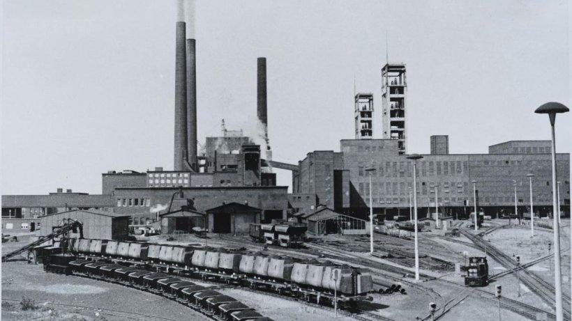 Historische Fotos von Alt-Walsum