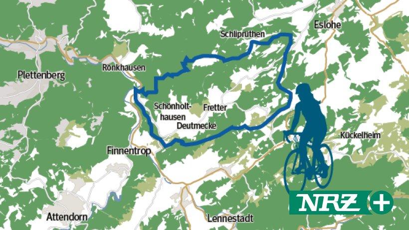 Kreis Olpe: Hier gibt's einen super Blick über das Sauerland