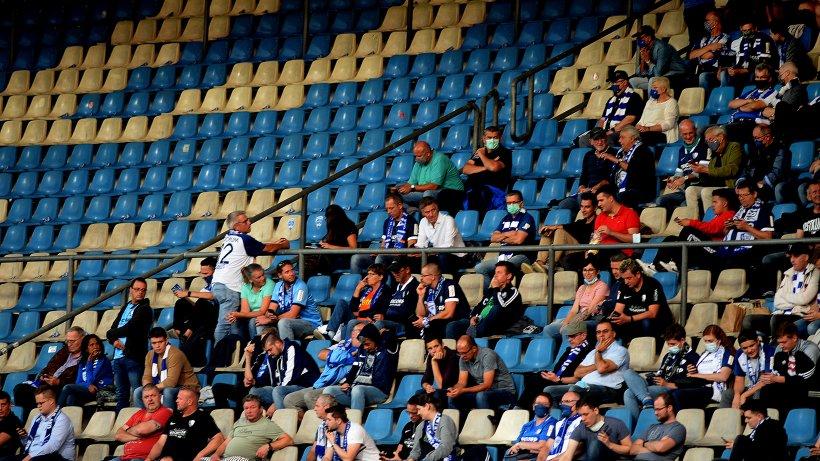 3500 Zuschauer durften den VfL Bochum life erleben