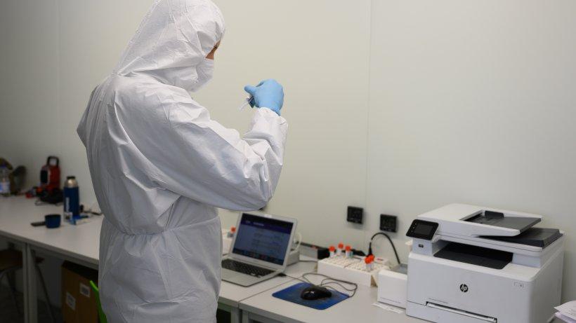 Corona: Mutation erreicht Flensburg; RKI meldet Fallzahlen