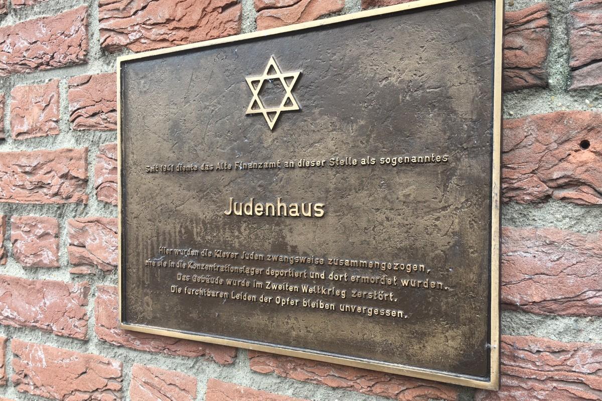 Bildergebnis für Kleve Judenhaus