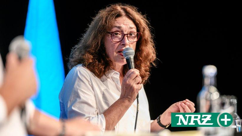 OB-Kandidatin Griefahn (SPD) skizziert Klimaplan für Mülheim