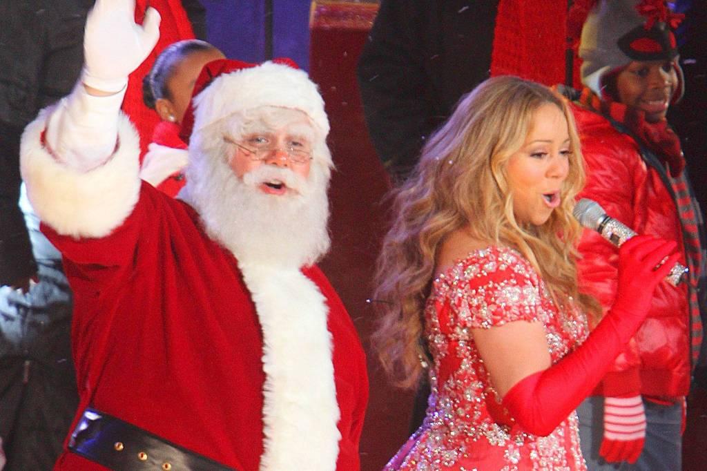 Die besten und erfolgreichsten Weihnachtslieder von Wham bis Mariah ...