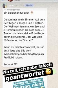 Whatsapp Weihnachtsmann Kettenbrief Sorgt Für Wirbel