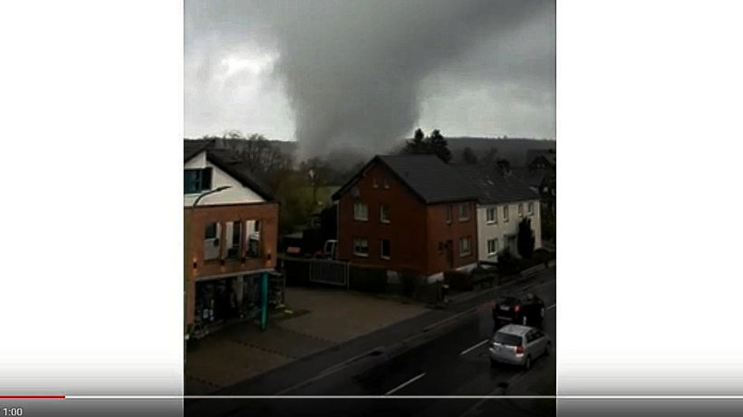 Tornado Roetgen 2021