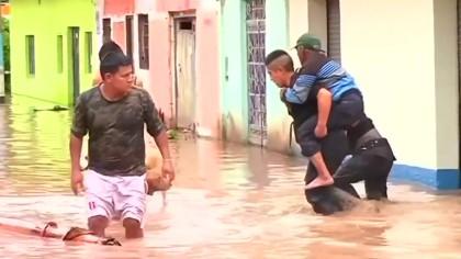1fc15b184b9002 Hochwasser fordert Menschenleben in Peru