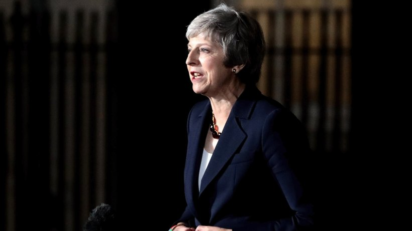 Kommentar: Brexit – Theresa May muss jetzt volles Risiko gehen