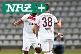 RWE: Nach dem Sieg in Wuppertal ist Platz 1 das nächste Ziel