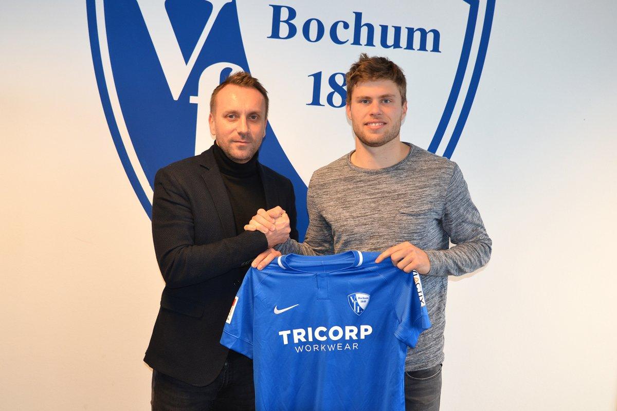 VfL Bochum verpflichtet U21-Nationalspieler aus Österreich
