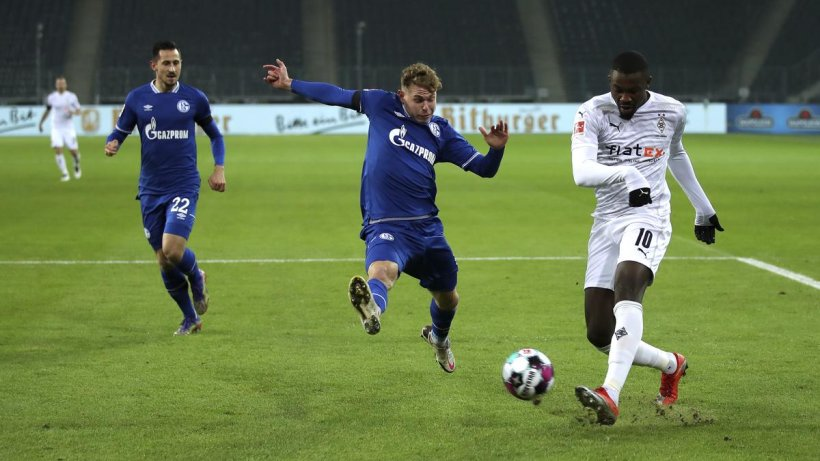 Schalke-Noten: Unverzeihlicher Fehler von Kilian Ludewig