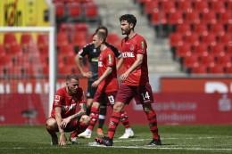 1:4! 1. FC Köln geht gegen den SC Freiburg unter