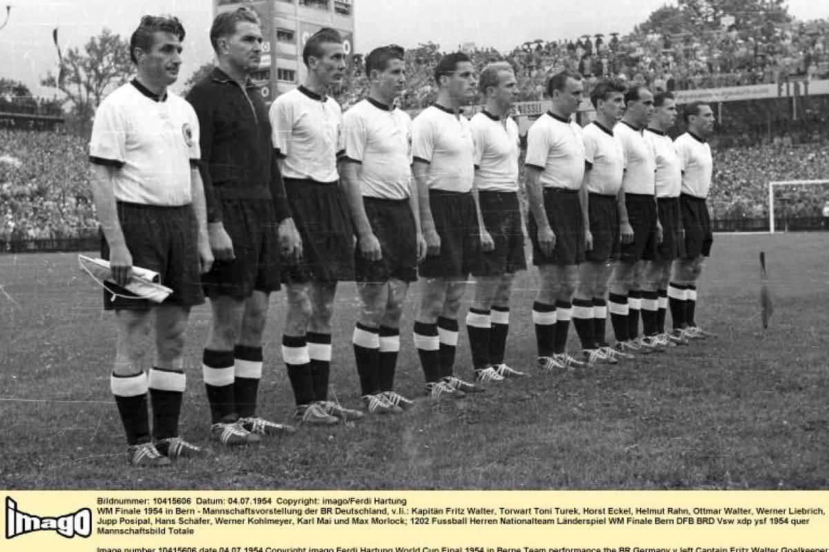Doping Studie Belastet Auch Den Fussball Wm Helden Von 1954
