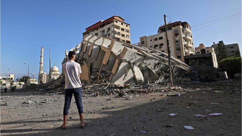 Angriff auf Israel: Woher hat die Hamas so viele Raketen
