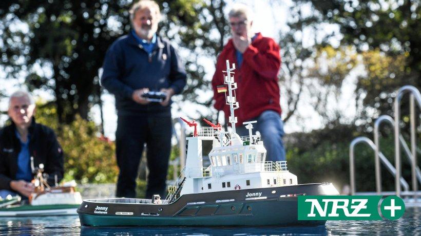 Hamminkeln wird zum Hafen für schwimmende Klein-Kunstwerke