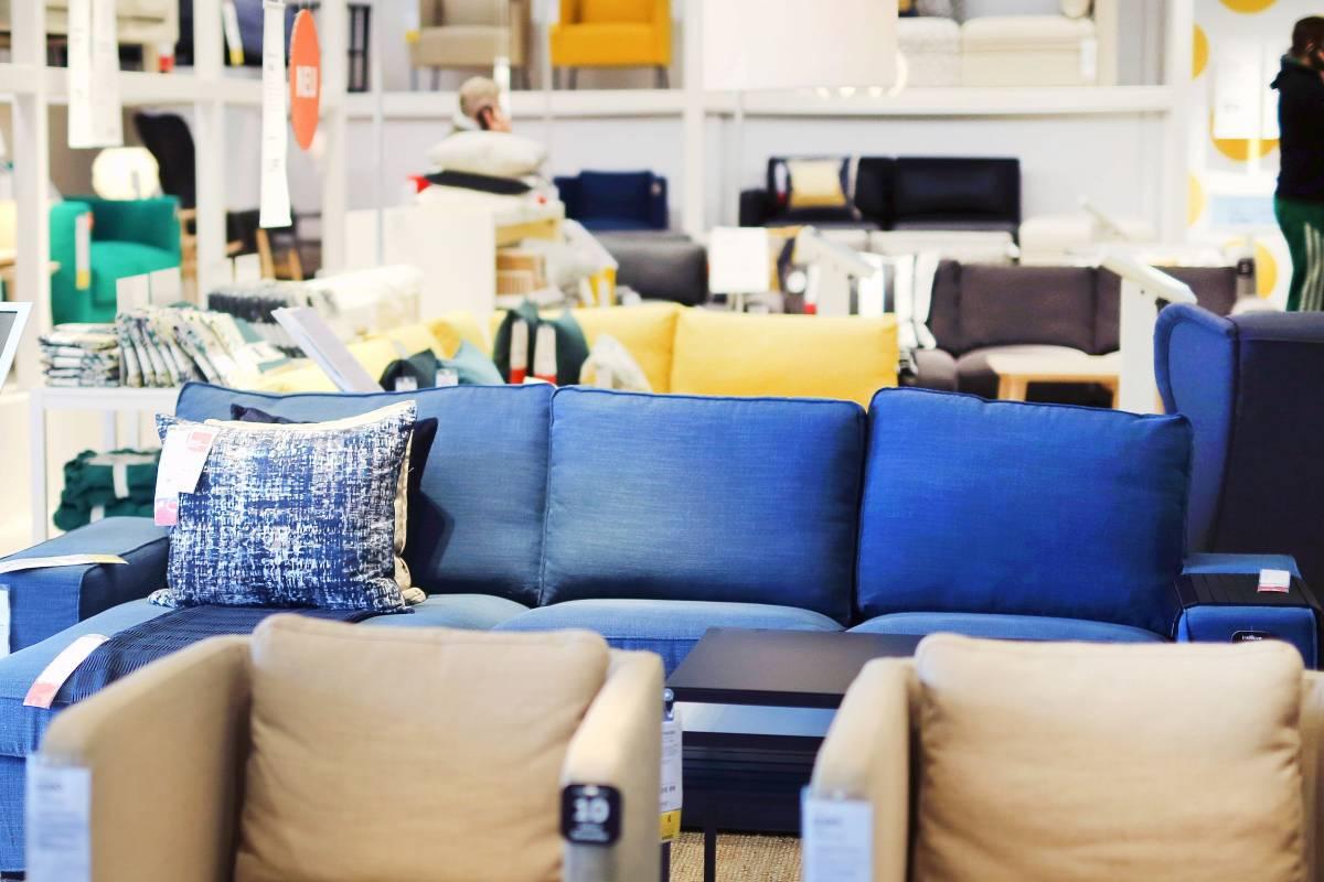 Ikea In Diesen Märkten Kann Man Bald Gebrauchte Möbel Kaufen Nrz