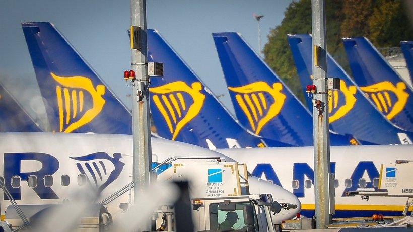 Ryanair-Streik am Mittwoch: Piloten legen Arbeit erneut ...