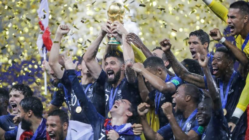 Wm Sieger Frankreich 15 07 2018 Jpg Nrz De Wm
