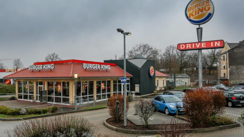 Burger King Mülheim